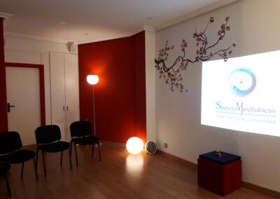 mindfulness chikung soria ansiedad estres bienestar