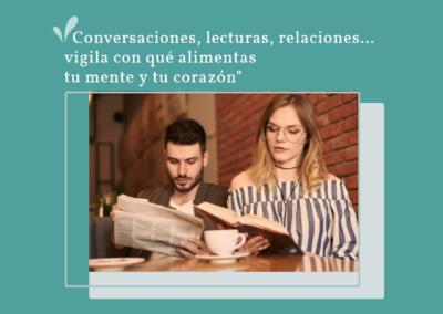 mindfulness conversaciones mente corazon frase motivadora